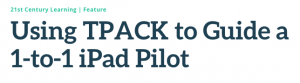TPACK article